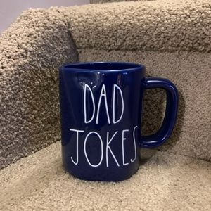 Rae Dunn Dad Jokes Mug